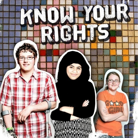 Know your rights booklet | Be  e-Safe | Scoop.it