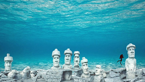Deerfield Beach Readies For New Easter Island Themed Artificial Reef | #scuba #florida | Scuba Diving | Scoop.it