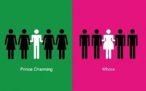 Strambotic » Los estereotipos de género, resumidos en veinte esclarecedores pictogramas | Sociedad, públicos, educación, marcas y empresas | Scoop.it