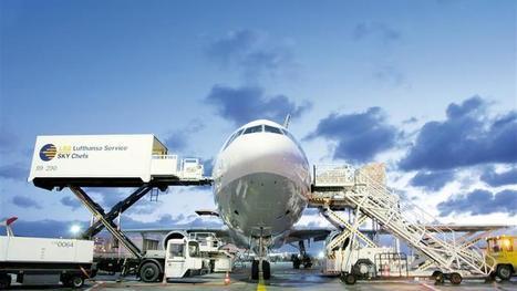 Staking Lufthansa treft vrachtvluchten | Horticulture Supply Chain | Scoop.it