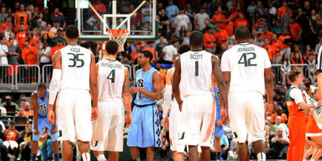 @CanesHoops Continues Meteoric Rise in Polls | Memoirs of a Chonga | Scoop.it