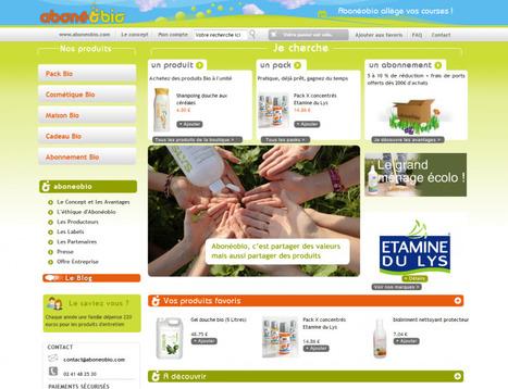 Témoignage de Laurence de la Boutique Aboneobio | WebZine E-Commerce &  E-Marketing - Alexandre Kuhn | Scoop.it