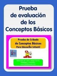 Prueba de evaluación de los conceptos básicos | #TuitOrienta | Scoop.it