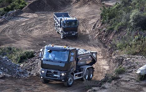 Renault Trucks' $6.5m Doha workshop helps win Municipality contract | Transportation & Engines | Scoop.it