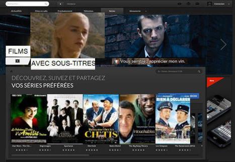 Cinéma - Films français avec sous-titres | Français langue étrangère - FLE | Scoop.it
