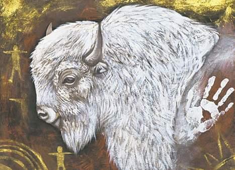 Aboriginal art provides good medicine for hospital gallery - Winnipeg Free Press | Artifacts | Scoop.it