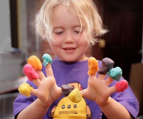 How to Make Playdough (Play-doh)   Expérimentation Arti-Geeky-Nerdy   Scoop.it