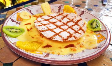 DESSERTS - Le Méchoui du Prince - Restaurant marocain 75006 | Restaurant marocain - Le Mechoui du Prince | Scoop.it