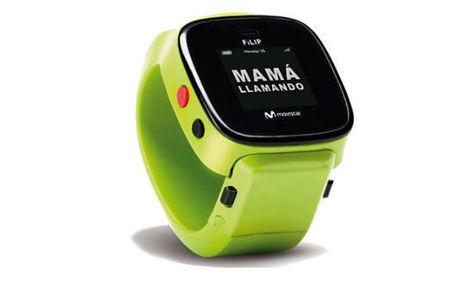 """Filip, el reloj de Telefónica para que los padres controlen a sus hijos - elEconomista.es   Informática """"Made In Spain""""   Scoop.it"""