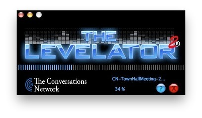 The Levelator® from The Conversations Network | Podcasts | Scoop.it
