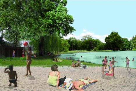 Hidalgo veut faire nager Paris - DirectMatin.fr | Habiter le fleuve | Scoop.it