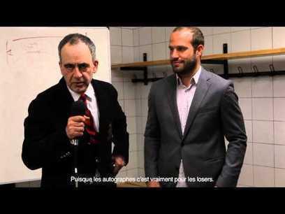 Fréderic Michalak investit dans la startup Snapfan | Sponsoring Sportif | Scoop.it