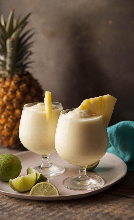 frozen pineapple daiquiri | eRanteGastronomia | Scoop.it