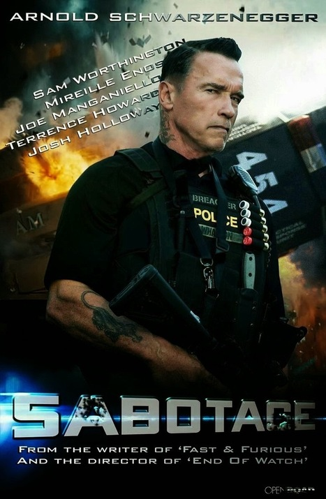 Movie Review: SOBATAGE Brings You Arnold Schwarzenegger In A New And Interesting Avatar. | Hollywood | Scoop.it