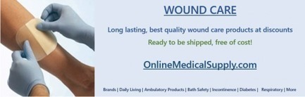 Discount wheelchairs and accessories up for sale on a leading medical supplies online store | Digital Brands | Scoop.it