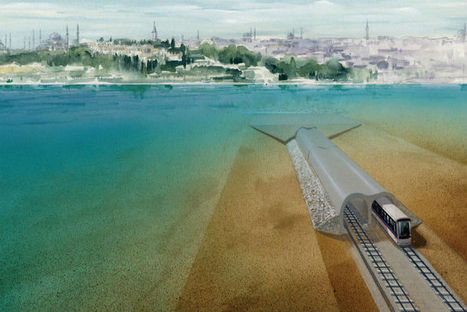 Engineers Solve Istanbul's Ages-old Tunnel Conundrum | Construction | Scoop.it