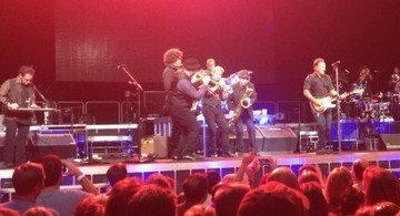 Bruce Springsteen in Charlottesville, VA Setlist 10/23/12 - Blogness | Bruce Springsteen | Scoop.it