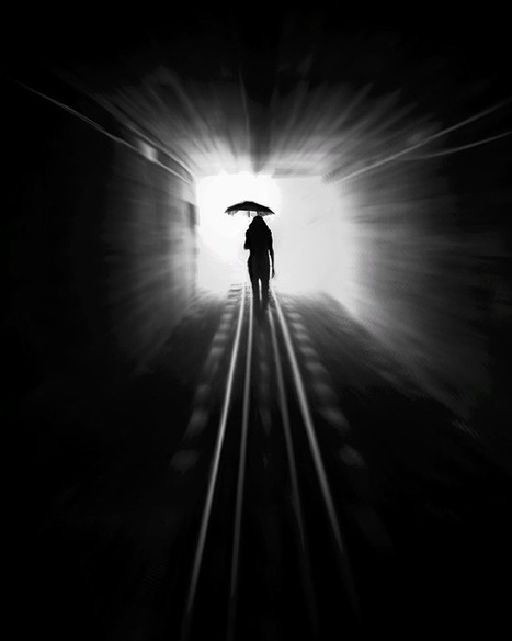 10 Beautiful Photos Of Lone Figures Taken With An iPhone | Mobile Photo News, Clips, Info | Scoop.it