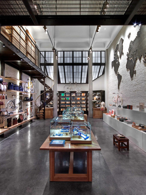 NYC Hotspot Find: Shinola Flagship Store | retail | Scoop.it