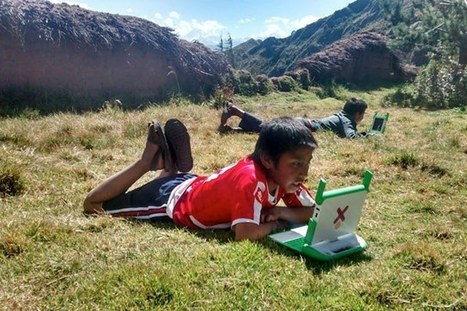 Locally Relevant Learning Materials for Rural Schools through Digital Offline Libraries — IICD | Social Learning Trends | Scoop.it