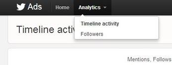 Twitalytics Arrive: Official Twitter Analytics Released To The Public - MarketingLand | Del Real Digital | Scoop.it