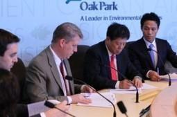 Chicago Suburb Oak Park Joins International Solar-Powered Smart Grid Test | Sustainable Planet | Scoop.it