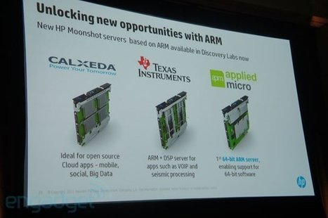ARM Based Servers and Servers-on-a-Chip (SoCs) at ARM Techcon 2013 | Embedded Systems News | Scoop.it