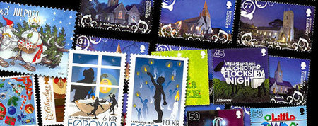 Weihnachten-Briefmarken aus Grönland | Kaufen Sie Grönland-Briefmarken zum Nennwert | WOPA Briefmarken | Philatelie - Stamps Collection - Briefmarken Sammlung | Scoop.it
