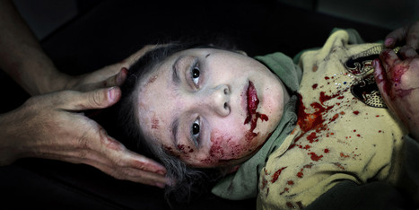 Award-Winning Photo Tells Us More About The Syria Crisis Than Any Statistic Can | The Huffington Post | Kiosque du monde : Asie | Scoop.it