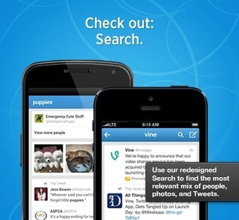Twitter's New Mobile Search And Discover Improvements: Get More Great Content Faster | Inspiring Social Media | Scoop.it