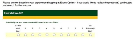 Email best practice: Evans Cycles shows value of collecting customer data in-store | Content Marketing for Businesses | Scoop.it