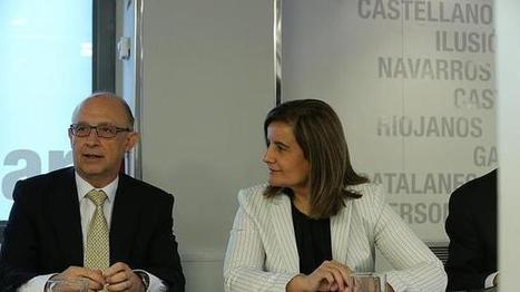 Menos impuestos para crecer más - ABC.es | Multigestión | Scoop.it