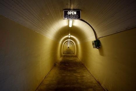 Echo Tunnel   DESARTSONNANTS - CRÉATION SONORE ET ENVIRONNEMENT - ENVIRONMENTAL SOUND ART - PAYSAGES ET ECOLOGIE SONORE   Scoop.it