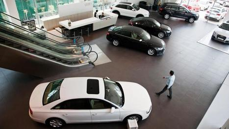 New car sales up dramatically in July - Irish Times   Motorcheck in the Media   Scoop.it