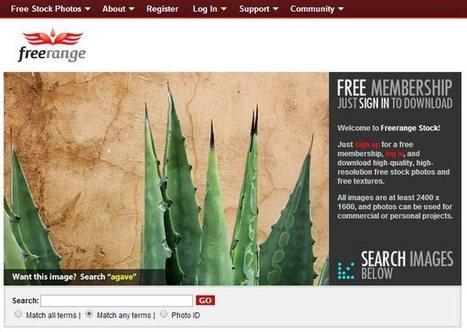 Sitios para descargar gratis imágenes de alta calidad - Parte II   edu-tics   Scoop.it