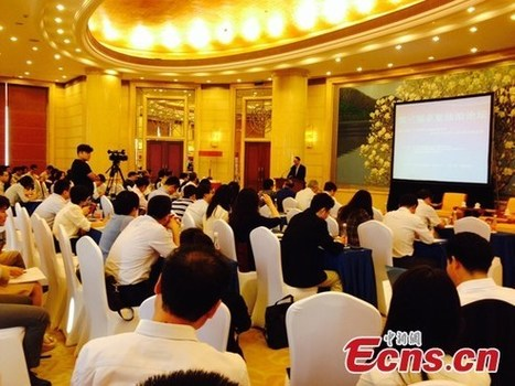 Experts gather to discuss Internet Copyright Law revision - ecns | Copyright | Scoop.it
