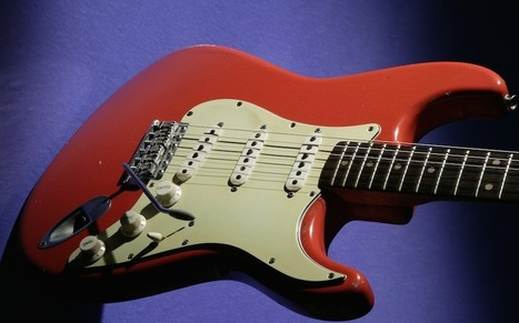25 Ways to Upgrade Your Fender Stratocaster - Guitar and Bass | Stratocaster | Scoop.it