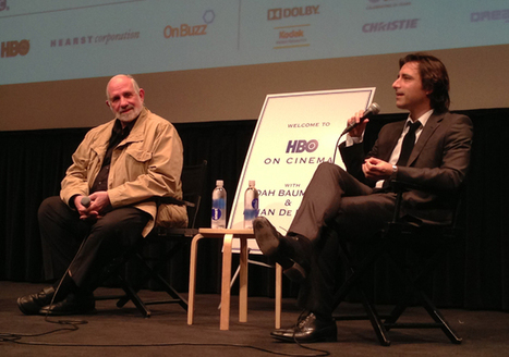 NYFF: Brian DePalma & Noah Baumbach Discuss Friendship ... | Filmmaking & Filmmakers | Scoop.it