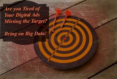 Target Digital Ads with Big Data #BigData #ReTargeting - @RandyHilarski | Social Media Products and Tools | Scoop.it