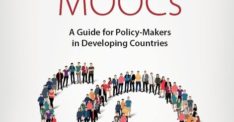 A New Book for MOOC Developers and Policymakers | Entornos Virtuales de Enseñanza y Aprendizaje: Una oportunidad para innovar en educacion | Aprendiendo a Distancia | Scoop.it