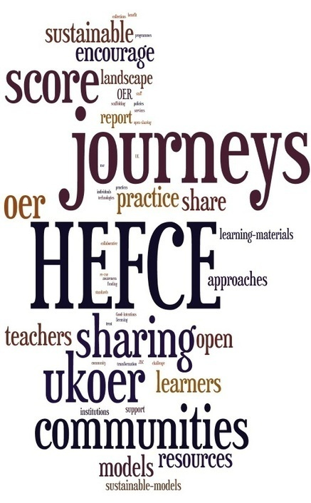 Lou McGill et al. - Journeys to Open Educational Practice: HEFCE OER Review Final Report | Open Educational Resources (OER) | Scoop.it