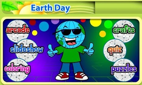 Interactive Earth Day   Kids Going Green!!   Scoop.it