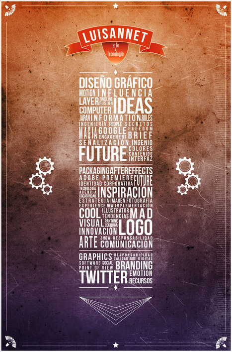 Diseño gráfico, estudio de diseño gráfico en Madrid, agencia de diseño gráfico, empresa diseño gráfico | Luisannet | Diseño y más Creatividad | Scoop.it