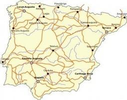 Hispania en el mundo romano | Escolar | Derecho Romano | Scoop.it