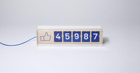 Fliike, un compteur réel de Like Facebook | Internet of things & digital trends | Scoop.it