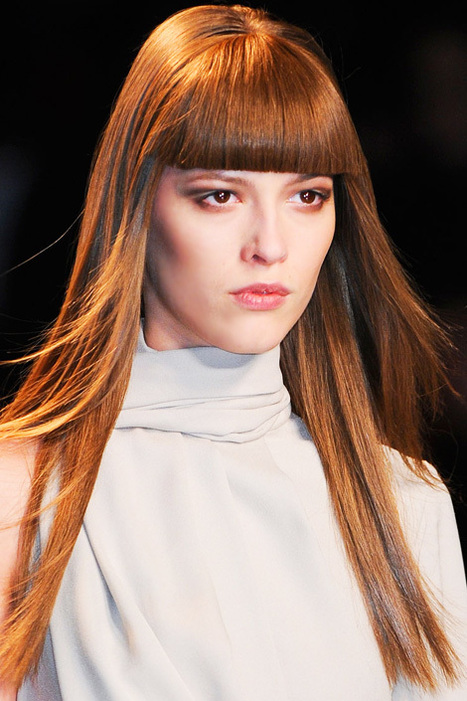 2012 Fall and Winter 2013 Hair Trends, Hairstyles, and Hair Ideas | Hairstyles, Fashion, and Beauty Trends | Scoop.it