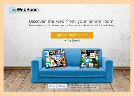 Mywebroom, crea tu espacio virtual | Herramientas y Recursos TIC Educativos | Scoop.it