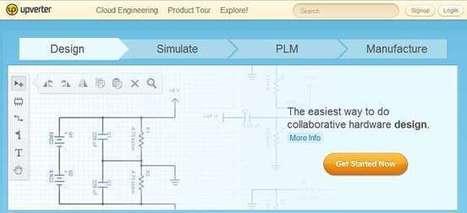 Upverter | Herramienta online para diseñar y simular diagramas de circuitos electrónicos | Educación a Distancia y TIC | Scoop.it