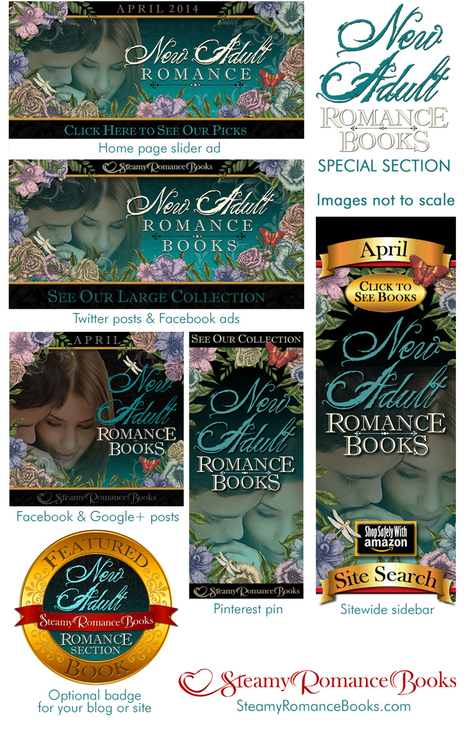 New Adult Romance Books Special Section » Steamy Romance Books | Author Tips | Scoop.it