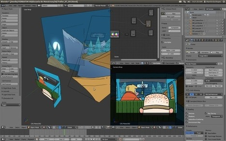 School of Monsters - trailer | iClone&Blender&All Real Animation | Scoop.it